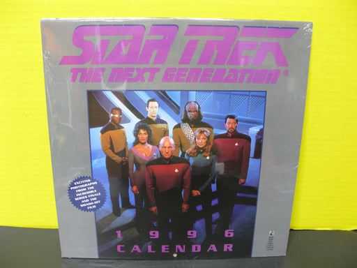 1996 Star Trek The Next Generation Calendar