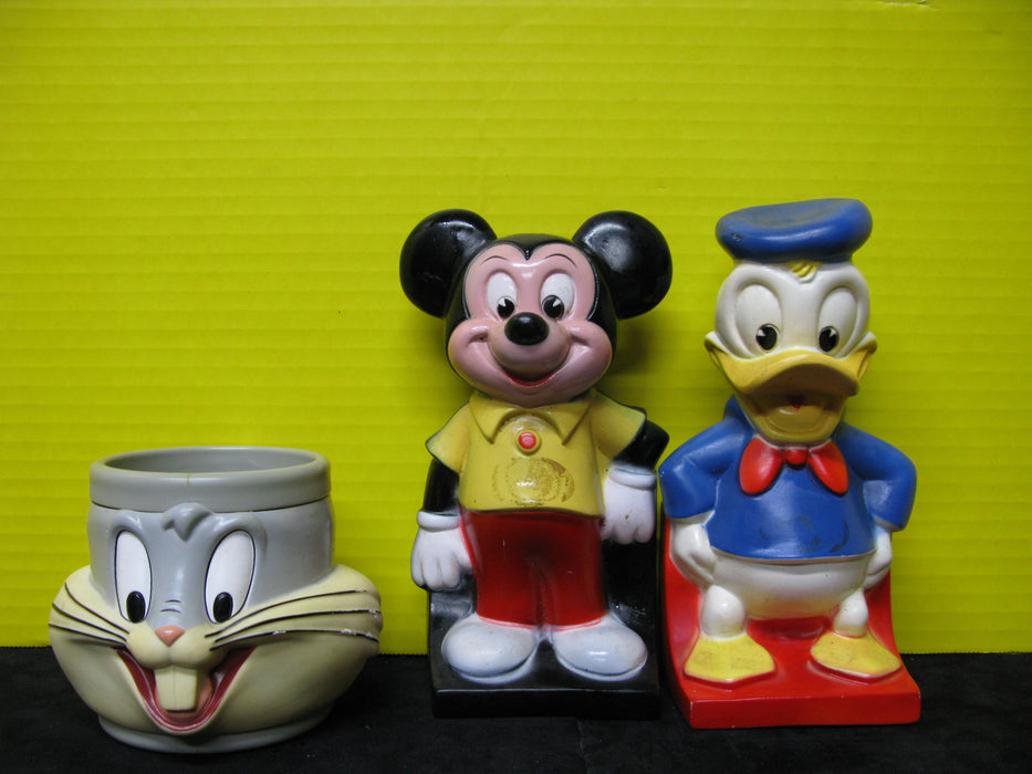 Disney Piggy Banks and Mug