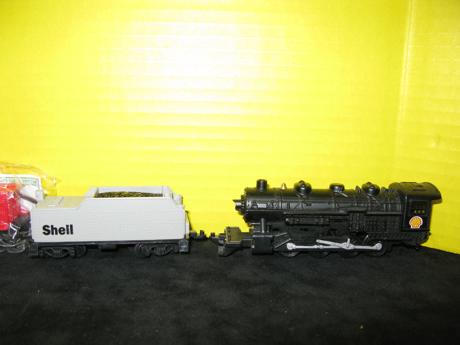 Set of Small Model Trains