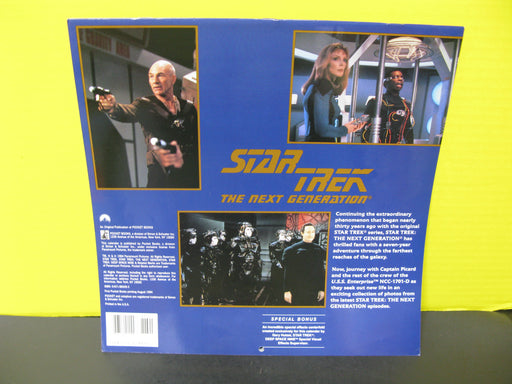 1995 Star Trek The Next Generation