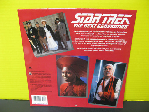 1994 Star Trek The Next Generation Calendar