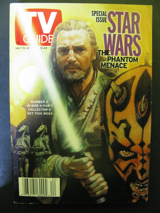 TV Guide Star Wars Magazines