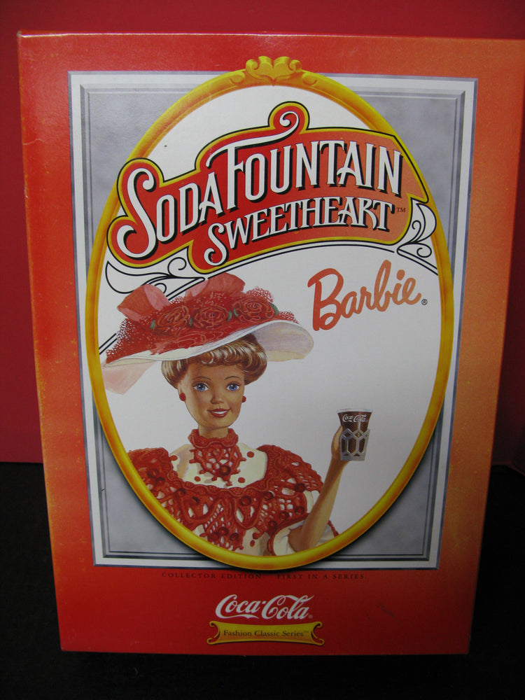 Soda Fountain Sweetheart Barbie