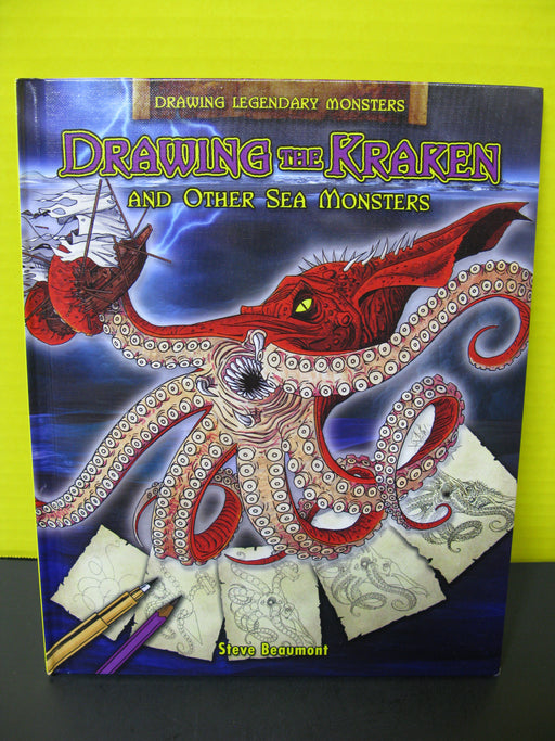 Drawing the Kraken and Other Sea Monsters