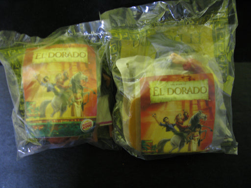 El Dorado Burger King Toys