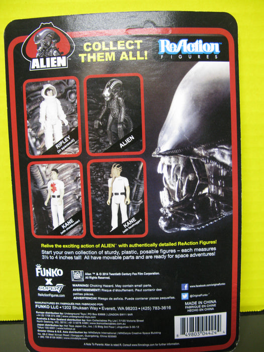 Alien-Kane (with Facehugger) Action Figure