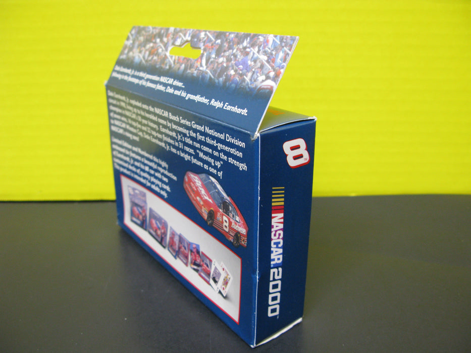 Nascar 2000 Two Decks of Playing Cards in a Collectible Tin