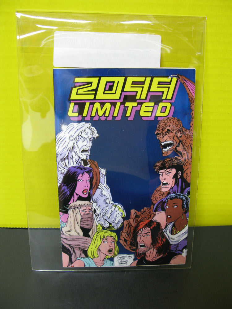 2099 Limited Hero Premier Edition #7 Comic