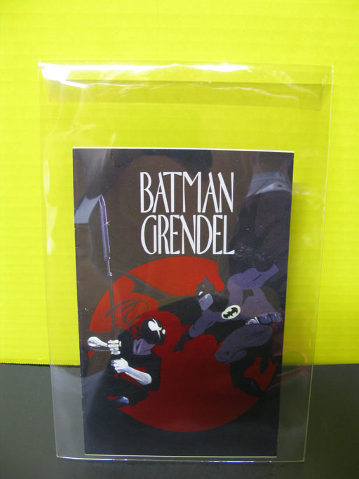 Batman Grendel Hero Premier #2 Comic