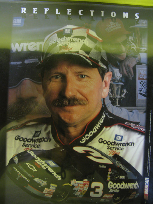 In Memory of Dale Earnhardt Framed Picture