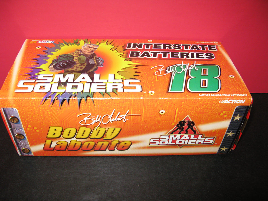 NASCAR Bobby Labonte #18 Small Soldiers