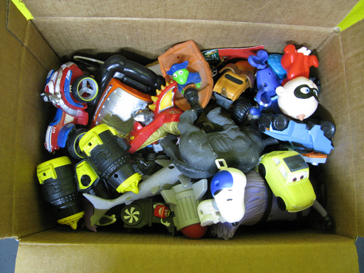 Box of Small Toys