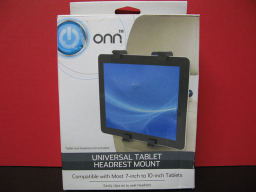 ONN Universal Tablet Headrest Mount