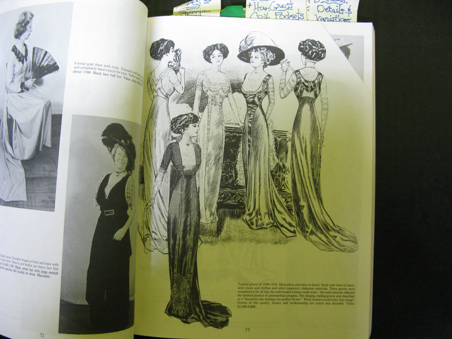 Third Edition Vintage Clothing 1880-1980 Book