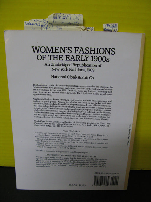 Women's Fashions of the Early 1990s Book