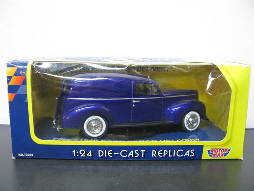 Die Cast Replicas 1/24 1940 Ford Sedan Delivery Car