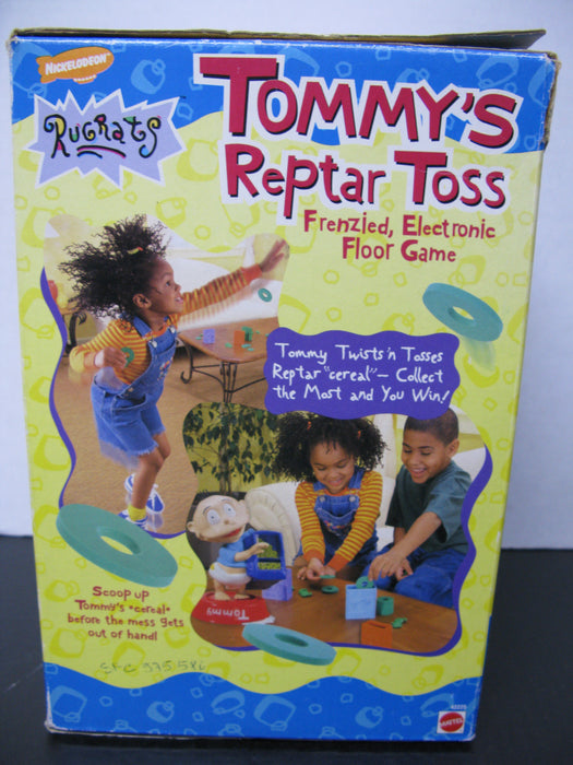 Nickelodeon Rugrats Tommy's Reptar Toss