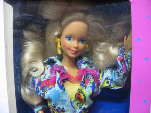 Cool 'N Sassy Barbie Mattel