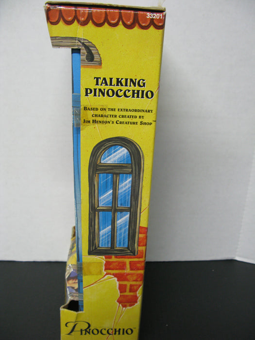 Vintage Talking Pinocchio