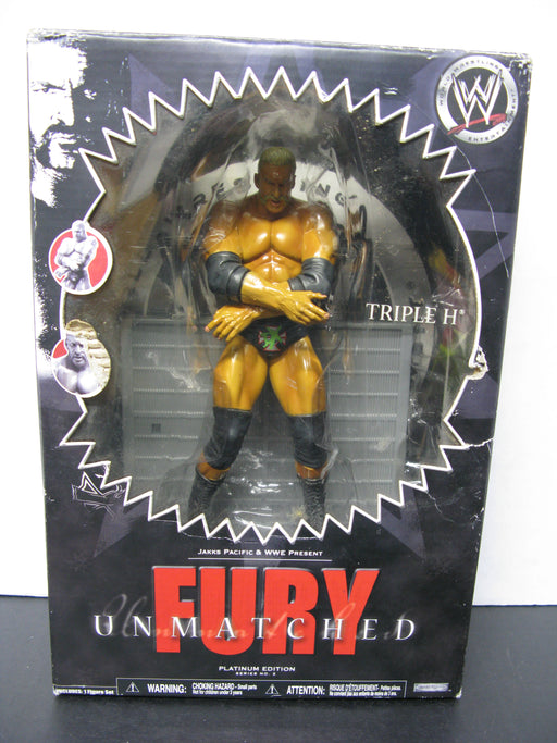 WWE Unmatched Fury Triple H