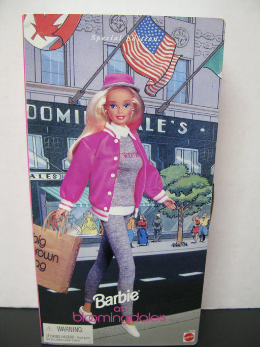 Barbie at Bloomingdale's Doll