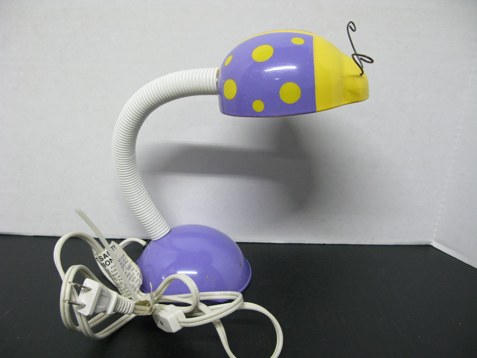 Lady Bug Desk Lamp