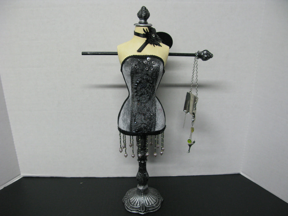 Jewelry Display Mannequin Dress