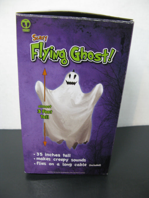 Scary Flying Ghost