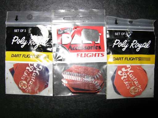 Dart Flights Accessories