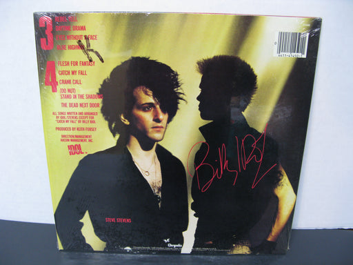 Idol Billy-Rebel Yell Vinyl Record