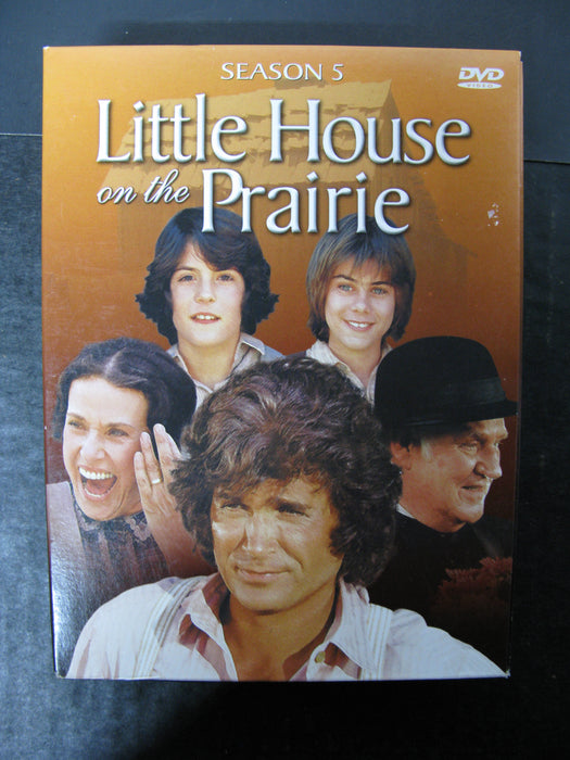 Little House on the Prairie Season 4-9