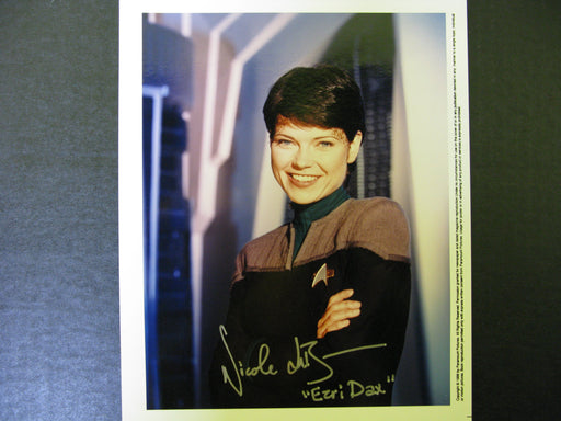 Star Trek Voyager Nicole De Boer Signed Autographed Photo