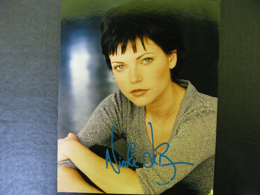 Star Trek Nicole Deboer Signed Autographed Photo