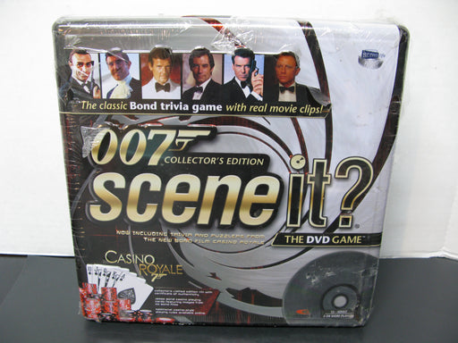 007 Scene It-The DVD Game