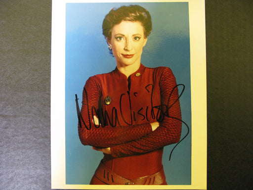 Star Trek Nana Visitor Signed Autographed Photo