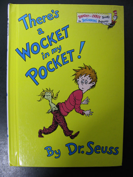 There's a Wocket in my Pocket! Book By Dr.Seuss