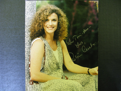Star Trek Robin Curtis Signed Autograph Photo