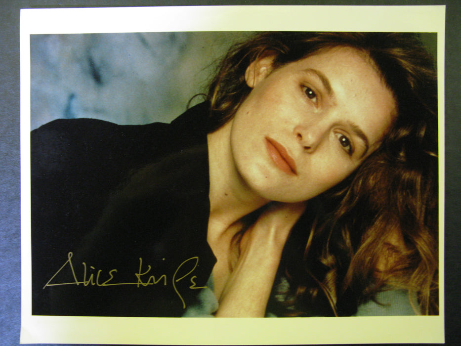 Star Trek Alice Krige Signed Autographed Photo