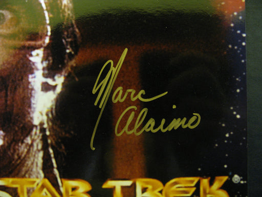 Star Trek Autographed Photo Signed by Marc Alaimo