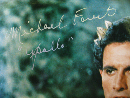 Star Trek Michael Forest Signed Autographed Photo