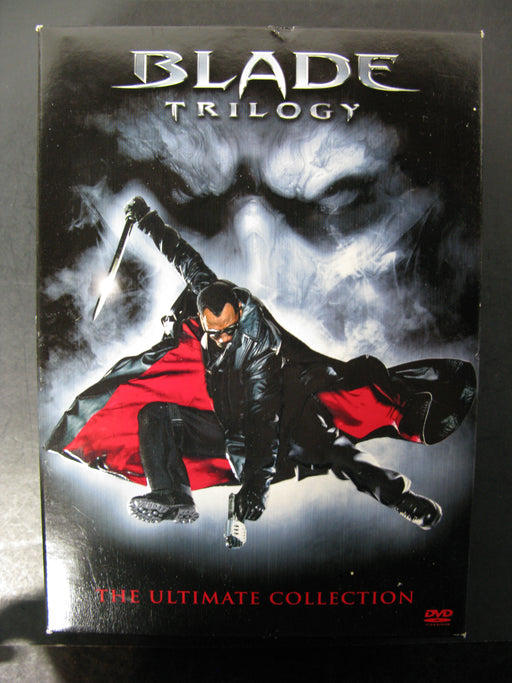 Blade Trilogy The 5-Disc Ultimate Collection