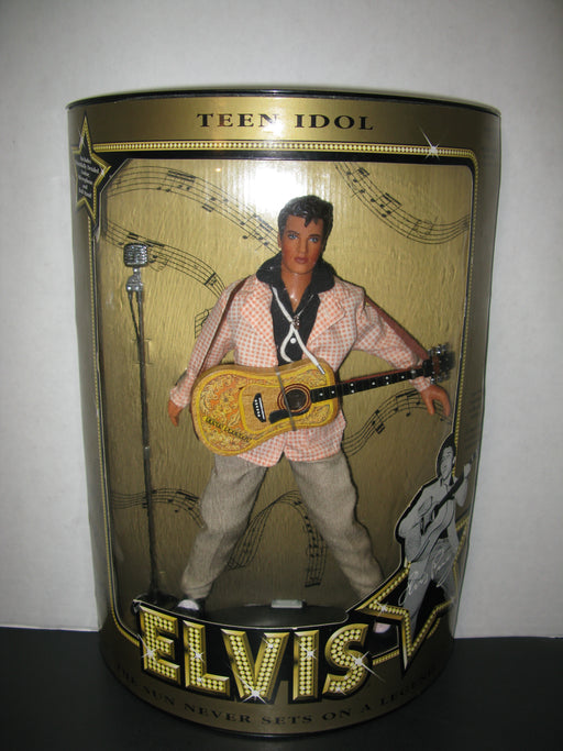 Teen Idol Elvis Presley Doll