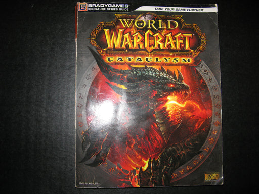 World of Warcraft Cataclysm Guide Book
