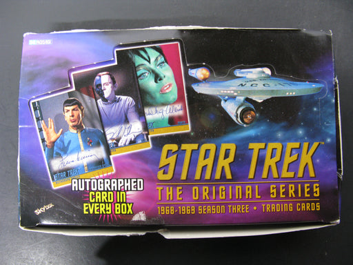 Star Trek The Original Series 1968-1969 Season Three Trading Cards