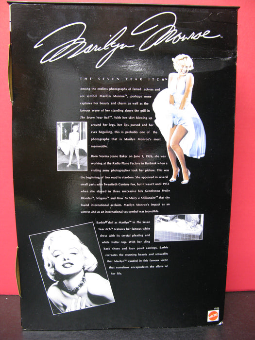 Hollywood Legends Collection Collector Edition Barbie as Marilyn Monroe