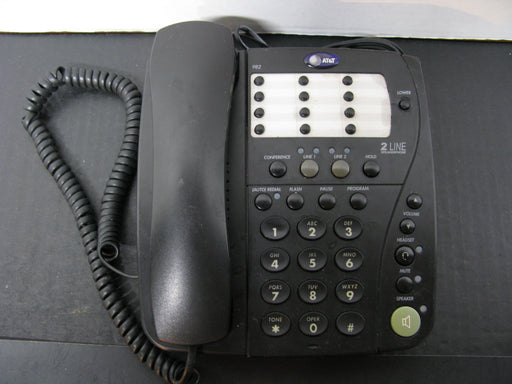 3 AT&T 2 Line Speaker Phones
