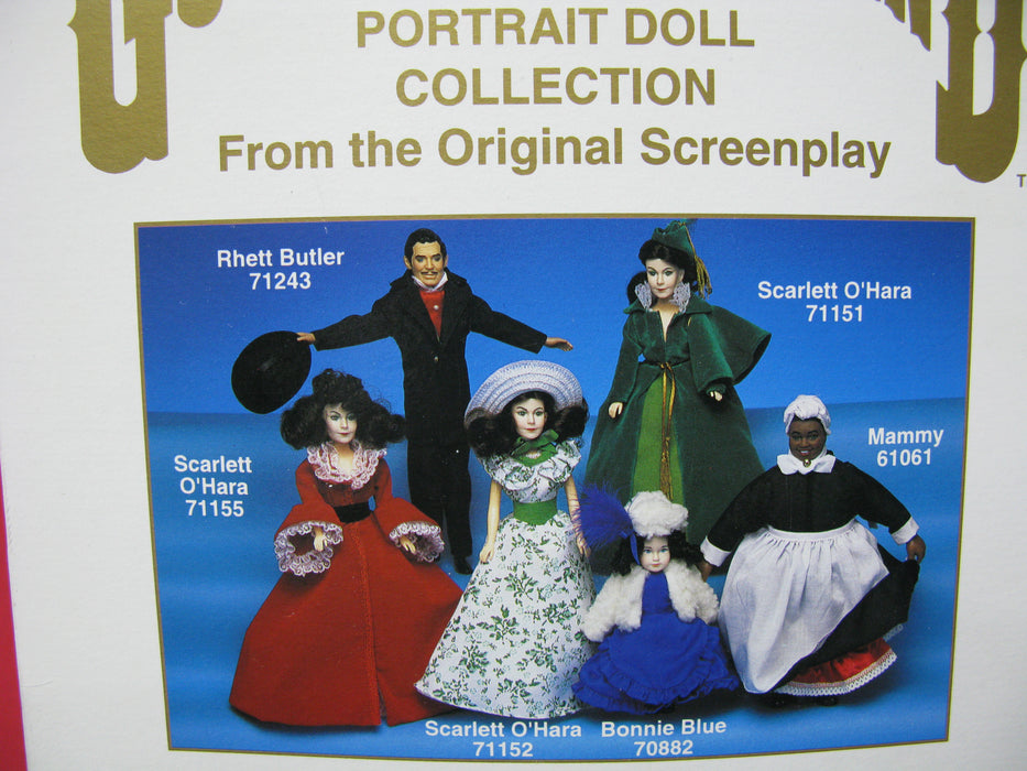 4 Gone With The Wind Dolls