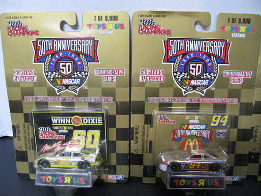 21 Racing Champion Nascar Model Cars