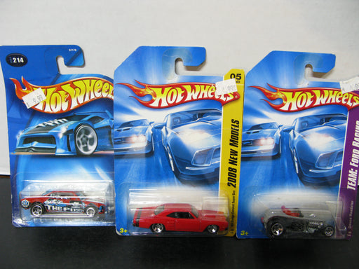 51 Hot Wheel Cars