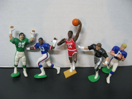 Lot of Sport Action Figures